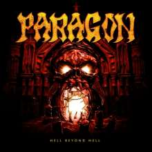 Paragon (Metal): Hell Beyond Hell (Limited Numbered Edition) (Human Skin Marbled Vinyl), LP