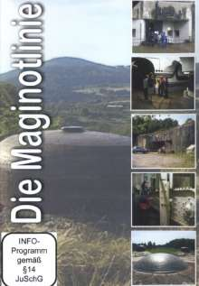 Die Maginotlinie, DVD