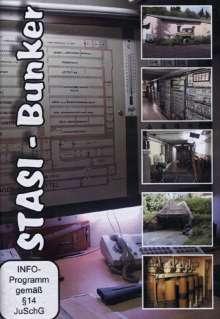 Der STASI-Bunker, DVD