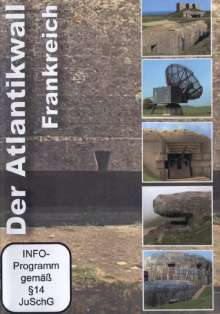 Der Atlantikwall Teil 1 - Frankreich, DVD