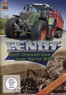 Fendt Schleppertechnik im Einsatz - Vom Dieselross zum Vario 936, DVD