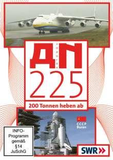 AN 225 - 200 Tonnen heben ab, DVD
