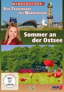 Sommer an der Ostsee - Von Travemünde bis Warnemünde, DVD