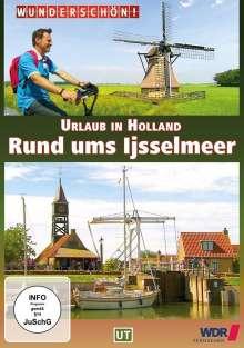 Rund ums Ijsselmeer - Urlaub in Holland, DVD