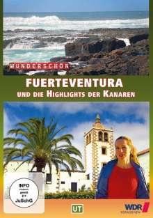 Fuerteventura und die Highlights der Kanaren, DVD