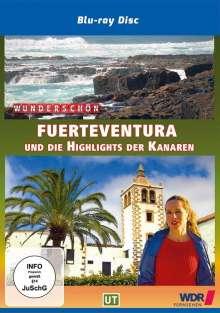 Fuerteventura und die Highlights der Kanaren (Blu-ray), Blu-ray Disc