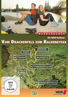 Die NRW-Radtour: Vom Drachenfels zum Baldeneysee, DVD