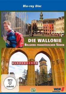 Die Wallonie - Belgiens französischer Süden (Blu-ray), Blu-ray Disc