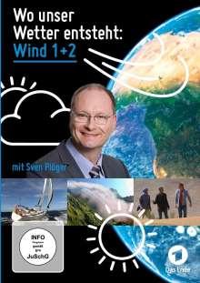 Wo unser Wetter entsteht: Wind 1 + 2, DVD