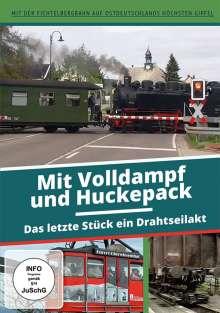Mit Volldampf und Huckepack - Das letzte Stück ein Drahtseilakt, DVD