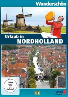 Urlaub in Nordholland, DVD