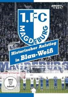 1. FC Magdeburg - Historischer Aufstieg in Blau-Weiß, DVD