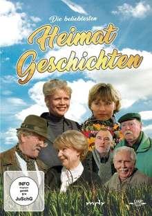 Die schönsten Heimatgeschichten Ostdeutschlands, DVD