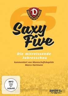 Dynamo Dresden: Saxy five - 65 Jahre, DVD