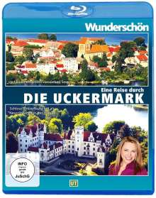 Eine Reise durch die Uckermark (Blu-ray), Blu-ray Disc