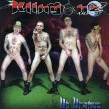 Klingonz: Up Uranus, CD