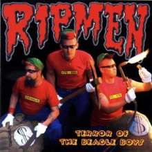 Ripmen: Terror Of The Beagle Bo, CD