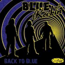 Blue Rockin': Back To Blue, CD