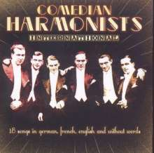 Comedian Harmonists: International, CD