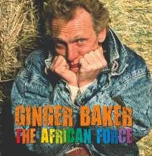 Ginger Baker (1939-2019): The African Force: Live 1987, CD
