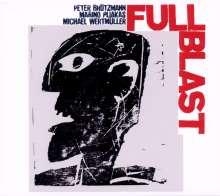 Peter Brötzmann (geb. 1941): Full Blast, CD