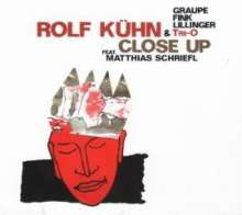 Rolf Kühn (geb. 1929): Close Up, CD