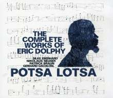 Potsa Lotsa: The Complete Works Of Eric Dolphy, 2 CDs
