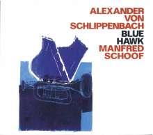 Alexander von Schlippenbach (geb. 1938): Blue Hawk, CD