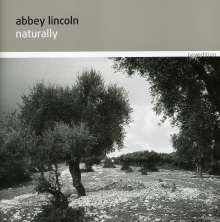 Abbey Lincoln (1930-2010): Naturally, CD