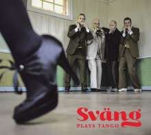 Sväng: Sväng Plays Tango, CD