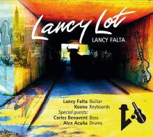 Lancy Falta: Lancy Lot, CD