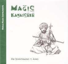 Magic Kamancheh (4CD & DVD), 4 CDs