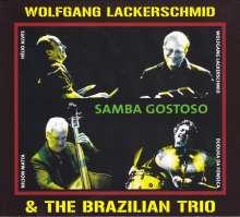 Wolfgang Lackerschmid (geb. 1956): Samba Gostoso, CD