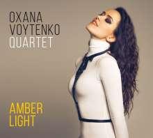 Oxana Voytenko: Amber Light, CD