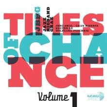 JBBG (Jazz Bigband Graz): Times Of Change Vol.1, CD