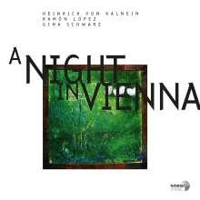 Heinrich von Kalnein, Ramón López & Gina Schwarz: A Night In Vienna, LP