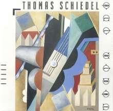 Thomas Schiedel: All Alone, CD