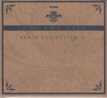 Mollono.Bass: Mollono.Bass - Remix Collection 5, CD