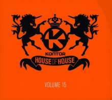 Kontor House Of House Vol.15, 3 CDs