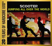 Scooter: Jumping All Over The World: 20 Years Of Hardcore (Limited Edition), 3 CDs