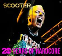 Scooter: 20 Years Of Hardcore: The Ultimate Hit-Collection, 2 CDs