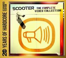 Scooter: The Complete Video Collection: 20 Years of Hardcore, 2 DVDs