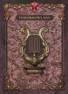 Tomorrowland 2015 - The Secret Kingdom Of Melodia (Deluxe Mediabook), 3 CDs