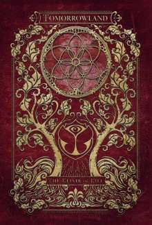 Tomorrowland 2016: The Elixir Of Life (Hardcoverbook), 3 CDs