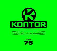 Kontor Top Of The Clubs Vol. 75, 4 CDs