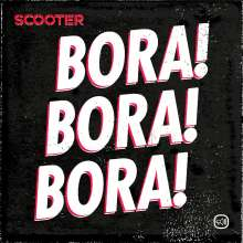 Scooter: Bora! Bora! Bora!, Maxi-CD