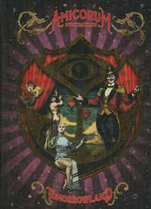 Tomorrowland 2017: Amicorum Spectaculum, 3 CDs
