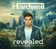 Hardwell: Revealed Volume 8, 2 CDs