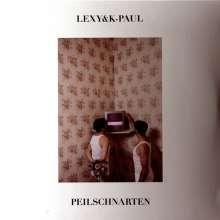 Lexy & K-Paul: Peilschnarten (180g) (Limited-Edition), 2 LPs und 1 CD