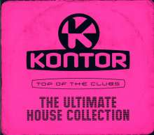 Kontor Top Of The Clubs - The Ultimate House Collection, 3 CDs